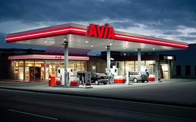 Garage Schreuder - AVIA - Tankstation - Verkoop bezinen en diesel