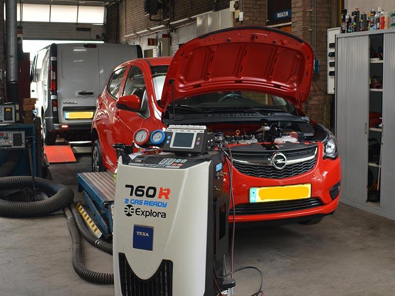Garage Scheuder - Airco - Aircocontrole - Onderhoud airco